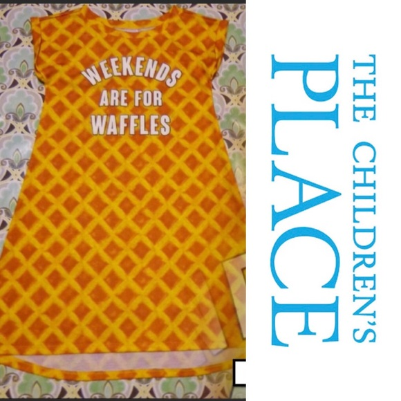The Children's Place Other - The Children's Place Short Sleeve Nightgown